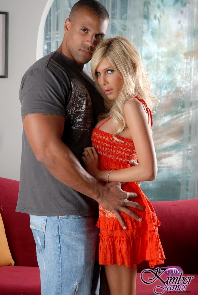 adorable kimber james drilled by a juicy black penis