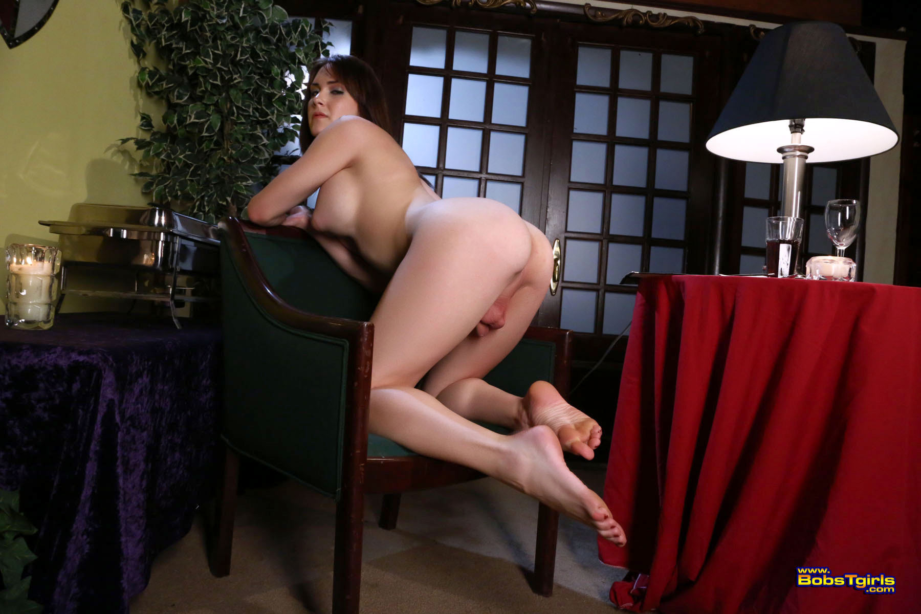 Hot Hazel Plays With Her Goodies