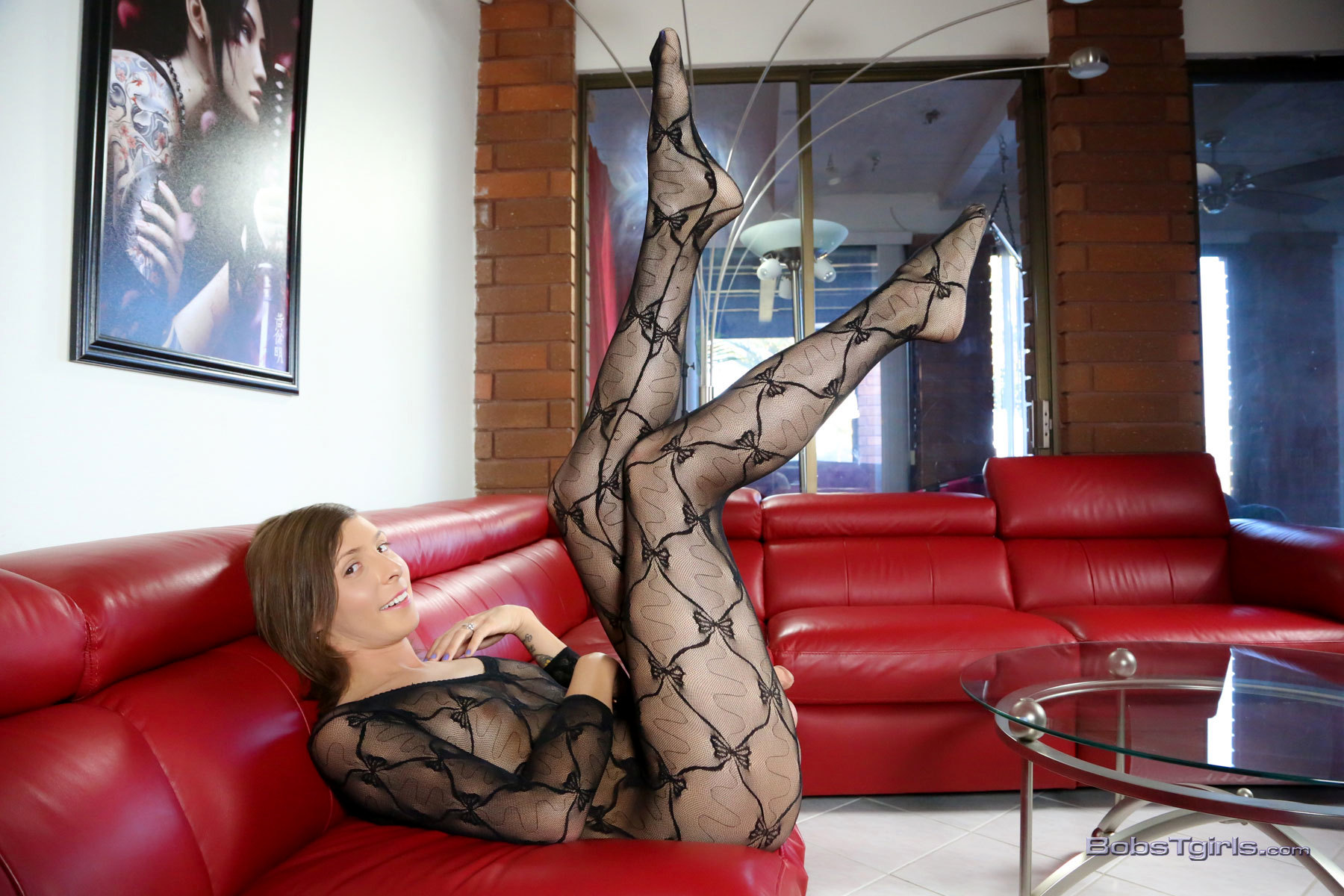 Nice Sienna Poses And Rub's