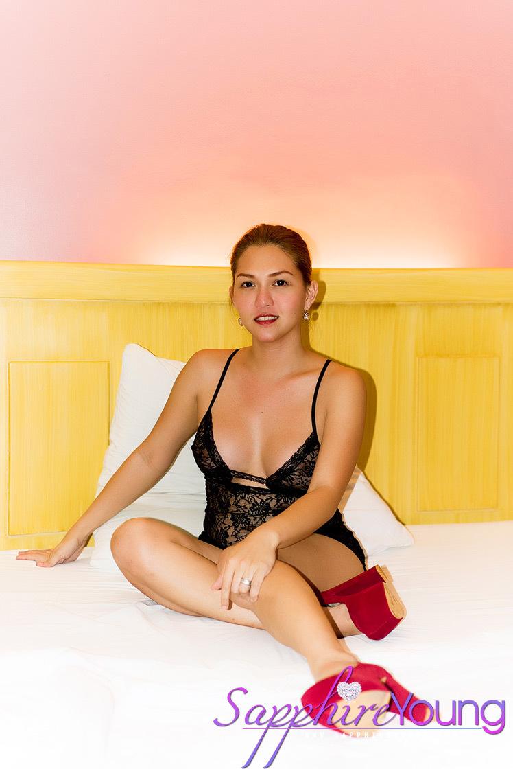very feminine thai t girl fully erect
